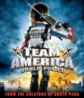 TEAM AMERICA: WORLD POLICE BLURAY