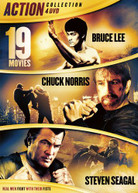 19 MOVIE ACTION COLLECTION DVD