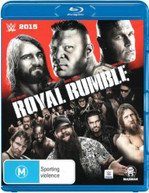 WWE: ROYAL RUMBLE 2015 (2015)  [BLURAY]