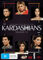 KEEPING UP WITH THE KARDASHIANS: SEASON 13 (2017)  [DVD]