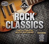 ROCK CLASSICS: THE COLLECTION / VARIOUS CD