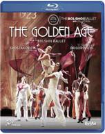 SHOSTAKOVICH /  BOLSHOI BALLET / KLINICHEV - GOLDEN AGE BLURAY
