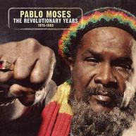 PABLO MOSES - REVOLUTIONARY YEARS 1975-1983 CD