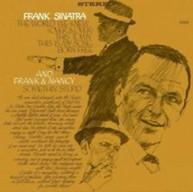 FRANK SINATRA - WORLD WE KNEW * VINYL
