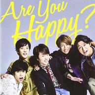 ARASHI - ARE YOU HAPPY (IMPORT) CD
