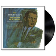 FRANK SINATRA - SEPTEMBER OF MY YEARS * VINYL