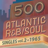 500 ATLANTIC R&B / SOUL SINGLES VOL 2 (1965) / VAR CD