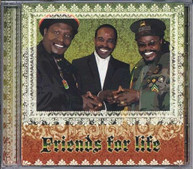 LUCIANO &  MIKEY GENERAL - FRIENDS FOR LIFE CD