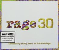 RAGE 30: CELEBRATING 30 YEARS OF R -R-R-R-RAGE CD