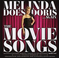 MELINDA SCHNEIDER - MELINDA DOES DORIS AGAIN: MOVIE SONGS CD