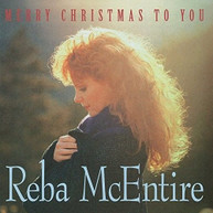 REBA MCENTIRE - MERRY CHRISTMAS TO YOU VINYL