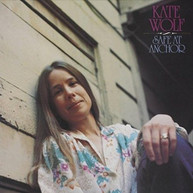 KATE WOLF - SAFE AT ANCHOR CD