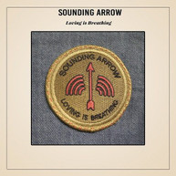 SOUNDING ARROW - LOVING IS BREATHING VINYL