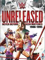 WWE: UNRELEASED: 1986 -1995 DVD