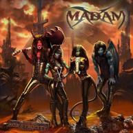 MADAM X - MONSTROCITY CD
