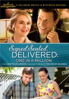 SIGNED SEALED DELIVERED: ONE IN A MILLION DVD