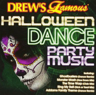 HALLOWEEN DANCE PARTY MUSIC / VARIOUS CD