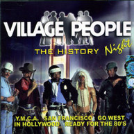 VILLAGE PEOPLE - HISTORY: NIGHT CD