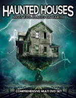 HAUNTED HOUSES: MOST EVIL PLACES ON EARTH DVD