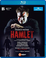 FACCIO /  PRAGUE PHILHARMONIC CHOIR / CARIGNANI - HAMLET BLURAY