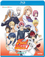 FOOD WARS BLURAY
