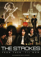 STROKES - FROM THEN 'TIL NOW DVD