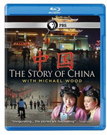 STORY OF CHINA WITH MICHAEL WOOD BLURAY