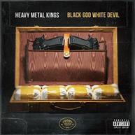 HEAVY METAL KINGS - BLACK GOD WHITE DEVIL CD