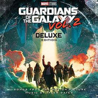 VARIOUS ARTISTS - GUARDIANS OF THE GALAXY VOL. 2 (DELUXE EDITION) (2LP) * VINYL