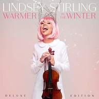LINDSEY STIRLING - WARMER IN THE WINTER VINYL