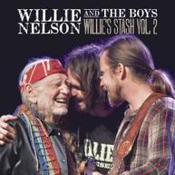 WILLIE NELSON - WILLIE & THE BOYS: WILLIE'S STASH VOL 2 VINYL
