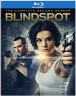 BLINDSPOT: THE COMPLETE SECOND SEASON BLURAY