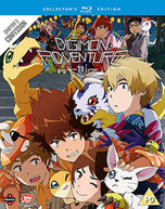 DIGIMON ADVENTURE TRI THE MOVIE PART 3 COLLECTORS EDITION [UK] BLU-RAY