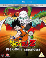 DRAGON BALL Z MOVIE COLLECTION ONE - DEAD ZONE / THE WORLDS STRONGEST [UK] BLU-RAY