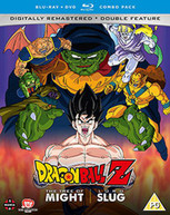 DRAGON BALL Z MOVIE COLLECTION TWO - THE TREE OF MIGHT / LORD SLUG [UK] BLU-RAY