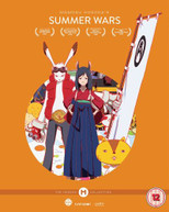 HOSODA COLLECTION SUMMER WARS COLLECTORS EDITION [UK] BLU-RAY