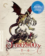 JABBERWOCKY (CRITERION COLLECTION) [UK] BLU-RAY