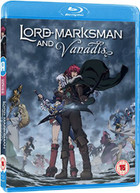 LORD MARKSMAN AND VANADIS [UK] BLU-RAY