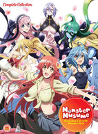 MONSTER MUSUME COLLECTORS EDITION [UK] BLU-RAY