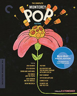 MONTEREY POP (CRITERION COLLECTION) [UK] BLU-RAY