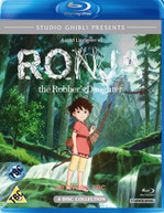 RONJA THE ROBBERS DAUGHTER [UK] BLU-RAY