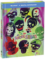 SUICIDE SQUAD [UK] BLU-RAY
