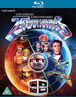 TERRAHAWKS THE COMPLETE SERIES [UK] BLU-RAY