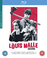 THE LOUIS MALLE COLLECTION [UK] BLU-RAY