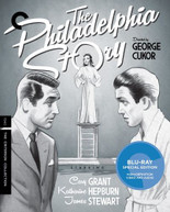 THE PHILADELPHIA STORY (CRITERION COLLECTION) [UK] BLU-RAY