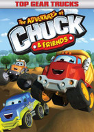 ADVENTURES OF CHUCK & FRIENDS: TOP GEAR TRUCKS DVD