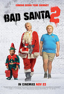 BAD SANTA 2 [UK] DVD