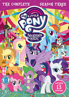 MY LITTLE PONY COMPLETE SEASON 3 [UK] DVD
