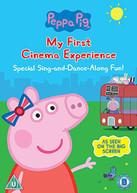 PEPPA PIG MY FIRST CINEMA EXPERIENCE [UK] DVD