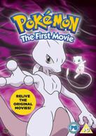 POKEMON THE FIRST MOVIE [UK] DVD